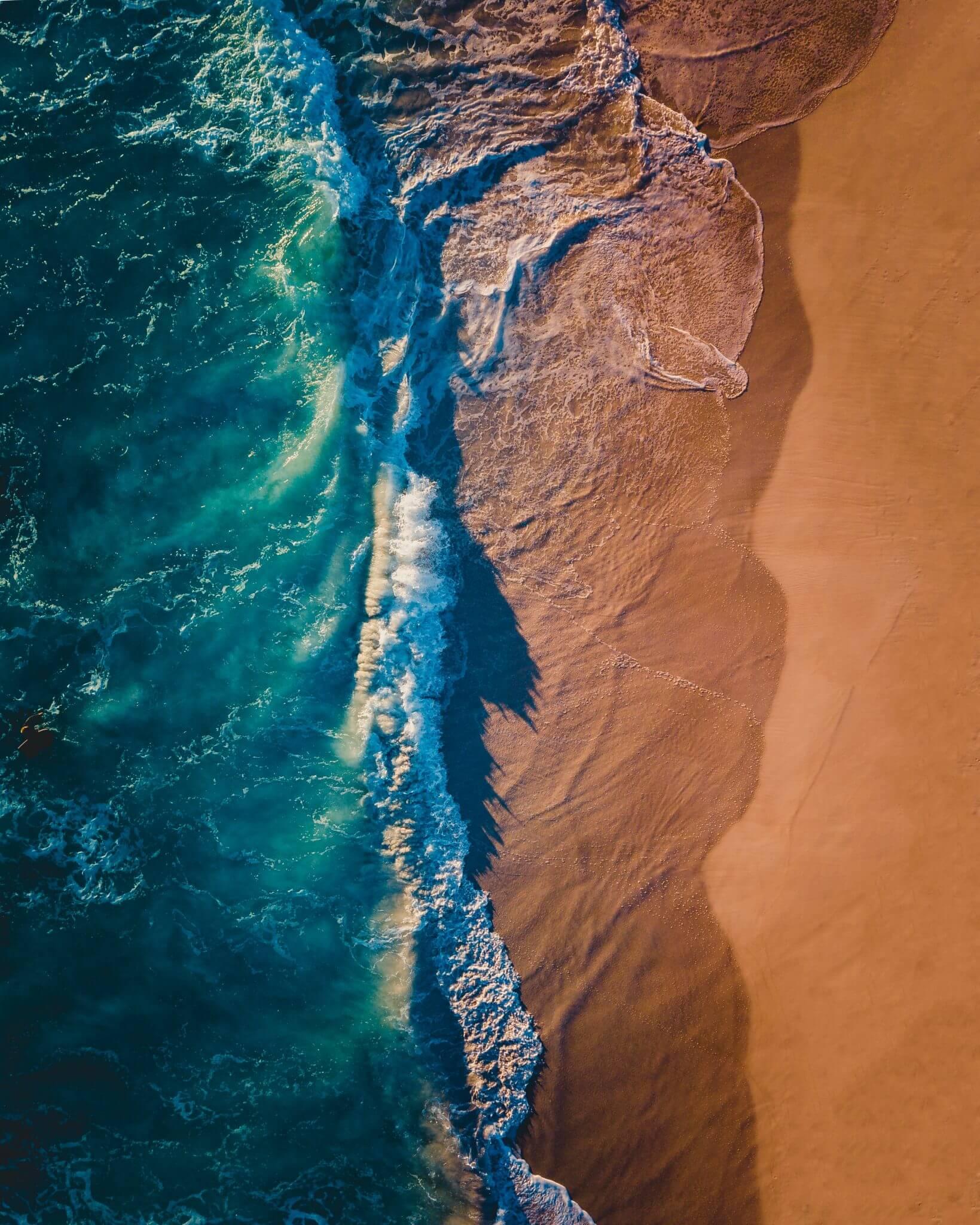 Mullaloo Beach Drone Photography